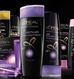 Free LOreal Shampoo and Conditioner