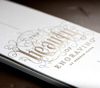 Free Engraved Stationary Book