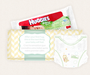 New Huggies Diaper Samples