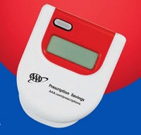 Free Pedometer from AAA
