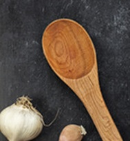 Free Wooden Cooking Spoon