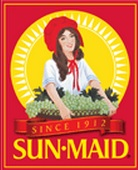 New Free Sunmaid Recipe Booklet